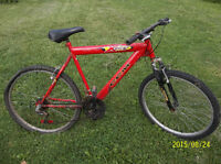 "26"" mountain bike for parts"