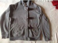 Next ladies fleece cardigan size 12 used £2