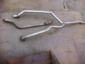 1980 80 FORD THUNDERBIRD T-BIRD NEW EXHAUST SYSTEM