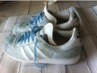 Size 5 Adidas Gazelles