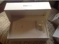 Apple IPad mini box 16GB grey only box £10