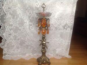 Cendrier décoratif antique