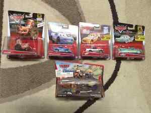 New and Used Disney Cars diecasts and race tracks starting at $3