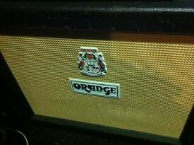 Orange PPC212 Open Back 2 X 12 Speaker Cabinet