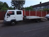 Nissan cabster recovery truck 2005 only 90k