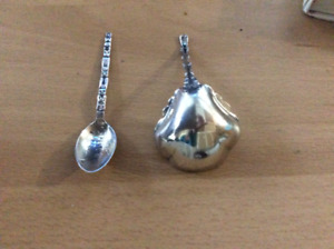 Sterling Silver Antiques