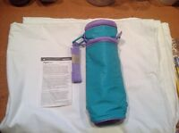 Tupperware insulated baby bottle carrier