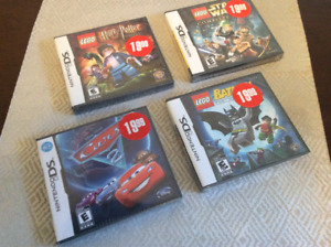 Nintendo DS Kids Games - NEW/ Factory Sealed!