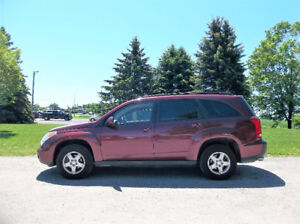 2007 Suzuki XL7 AWD Wagon- 7 Passenger & Just 123K!!  $5950