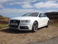 Audi S5, 3.0 V6 TFSi, 333PS, Black Edition
