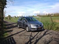 24/7 Trade sales NI Trade Prices for the public 2007 Vauxhall Zafira 1.8 Life Grey 7 Seater