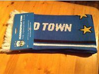 Huddersfield Town scarf BRAND NEW