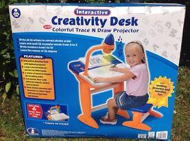 Kids Creativity Desk