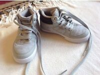 Rebal baby trainers size 7 used £4