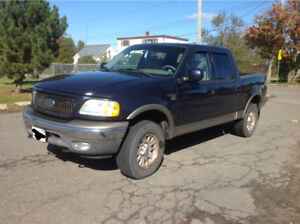 2003 Ford F150 4x4 for Sale for Parts
