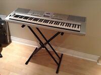 Clavier électronique Yamaha DGX-205