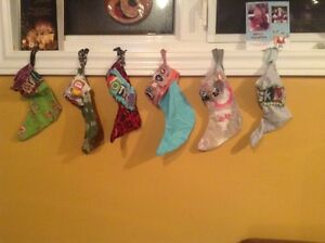 Hand-made Personalized Pet Stockings