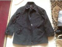De le creme ladies jacket size: 16 used £3