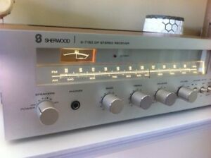 Sherwood S-7150 CP stereo receiver