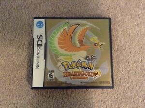 Looking to buy any Pokemon games for DS and 3 ds