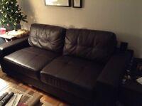 Sofa 2 places et demi PAS CHER!