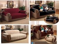 Sofa Protector Throw / Furniture Protector Water Resistant 1 / 2 / 3 Seater