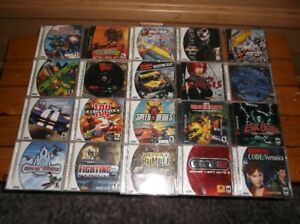 dreamcast lot for sale/trade