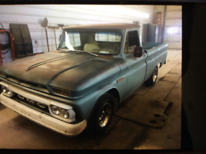 1964 GMC short box fleet side