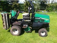 Ransome parkway 2250 plus ride on mower
