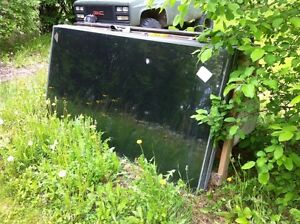 Good tempered glass for deck railing or greenhouse