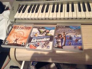 Ps3 games , best offer gets them London Ontario image 2