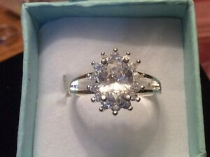 STERLING SILVER RINGS SIZE 9 St. John's Newfoundland image 1