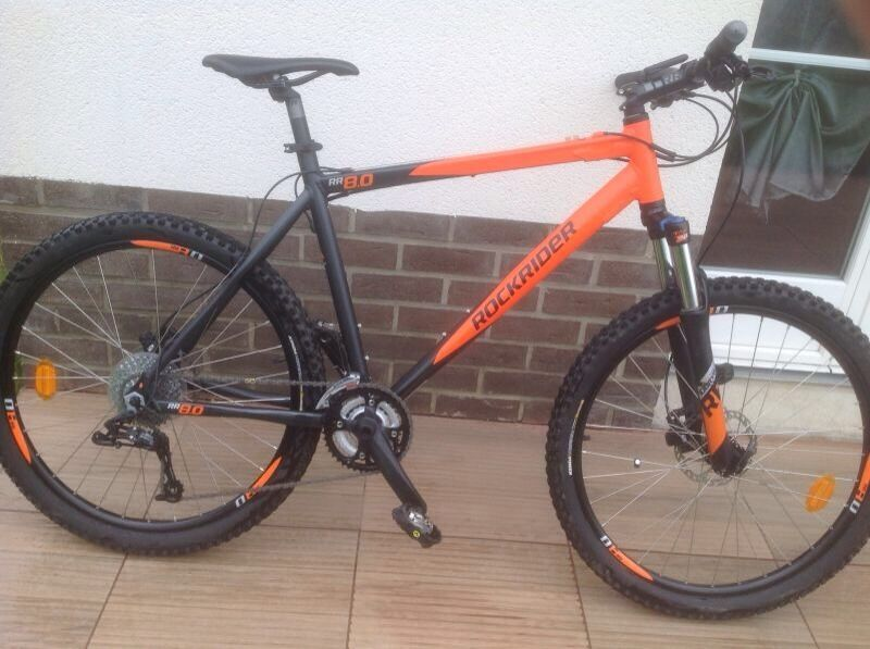 Mountain Bike Btwin Rockrider 5 2 Buy Sale And Trade Ads