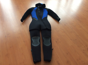 Bare two piece wetsuit