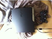 Ps3 250gb and games