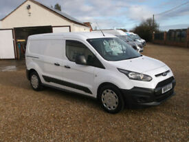 Ford Transit Connect 1.6TDCi ( 75PS ) 210 L2 lwb diesel van