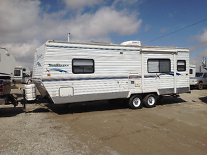 25 Foot Trail Blazer Holiday Trailer For Sale