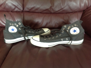 Converse running shoes size 9