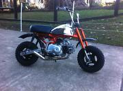 Wanted old honda 70s mini honda 50cc bikes. North Perth Vincent Area Preview