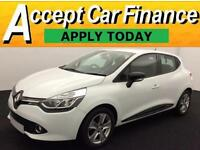 Renault Clio 0.9 TCe ( 90bhp ) MediaNav ( s/s ) ECO Dynamique £46 PER WEEK