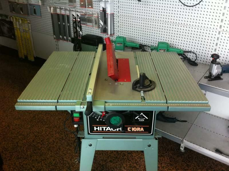 Hitachi C10ra 10 Table Saw With Stand In Horsham West Sussex Gumtree