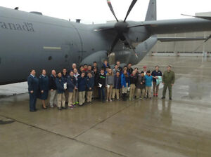 822 Squadron, Royal Canadian Air Cadets (12-18yrs old!) Kitchener / Waterloo Kitchener Area image 6
