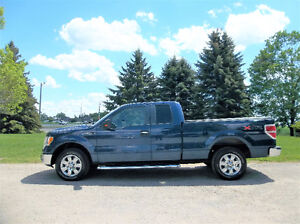 2010 Ford F-150 XTR- 4 Door Super Cab. ONE OWNER & ONLY $16 950