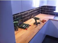 Professional kitchen fitter Luton