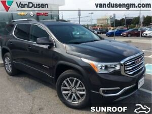 2017 GMC Acadia SLE-2  - Sunroof - IntelliLink - $236.27 B/W