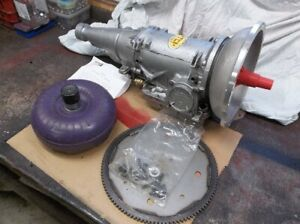 Ford Flathead Conversion to C4 Automatic