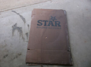 "Star Building Material - 24 "" Insulation Stops/baffles"