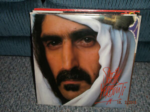 FRANK ZAPPA VINYL COLLECTION Kitchener / Waterloo Kitchener Area image 5