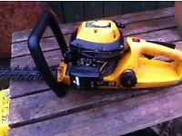Petrol hedge cutter/ trimmer