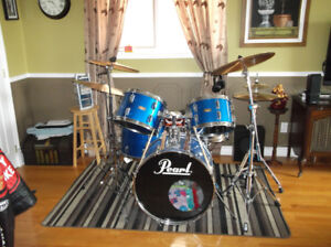 drums pearl a vendre